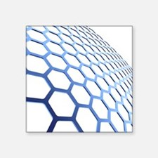 Graphene - Square Sticker 3