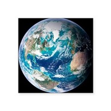 Blue Marble image of Earth (2005) - Square Sticker