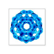 Buckyball, C60 Buckminsterfullerene - Square Stick