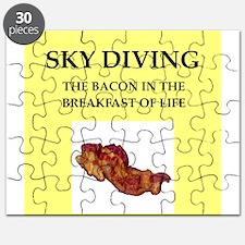 sky diving Puzzle