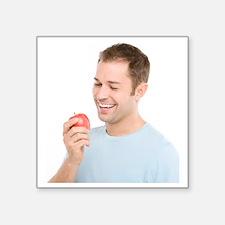 Healthy diet - Square Sticker 3