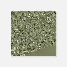 Kingston upon Hull, UK - Square Sticker 3