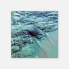 Lambert Glacier, Antarctica - Square Sticker 3