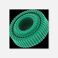 Nano-bearing, artwork - Square Sticker 3