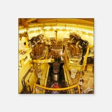 Nuclear Reactor Vessel, Sizewel - Square Sticker 3