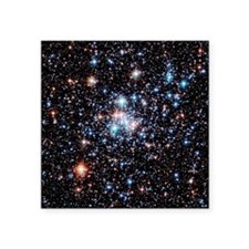 Open star cluster NGC 290 - Square Sticker 3