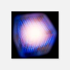 Reactor energy core - Square Sticker 3