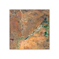 Wolfe Creek Crater, Australia - Square Sticker 3