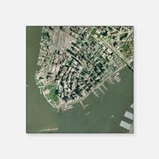 World Trade Center site, New York - Square Sticker