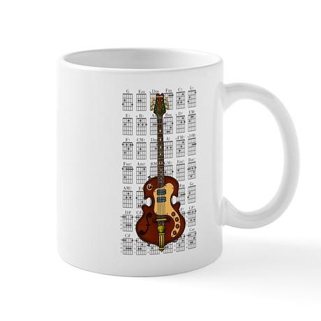KuuMa Guitar 06 Mug