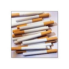 Cigarettes - Square Sticker 3