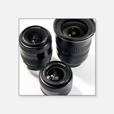 Camera lenses - Square Sticker 3