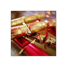 Christmas crackers - Square Sticker 3
