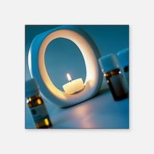 Aromatherapy - Square Sticker 3