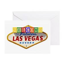 LV Baby Blocks Greeting Cards Pk of 10
