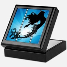 Mermaid Keepsake Box