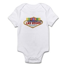 LV Baby Blocks Infant Bodysuit