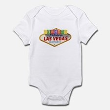 LV Baby Blocks Infant Bodysuit