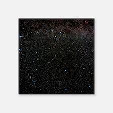 Andromeda constellation - Square Sticker 3