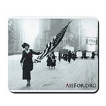 A is For Neysa Mousepad