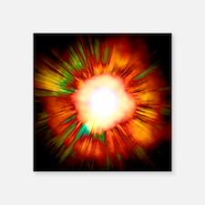 Big Bang - Square Sticker 3