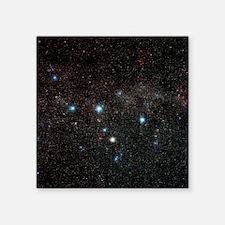 Cassiopeia constellation - Square Sticker 3