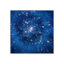 Dark matter ring in galaxy cluster - Square Sticke