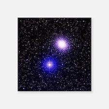 Globular cluster M5 - Square Sticker 3