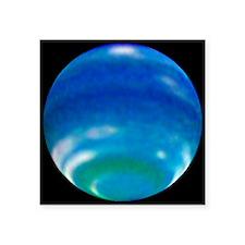 Neptune's changing seasons - Square Sticker 3