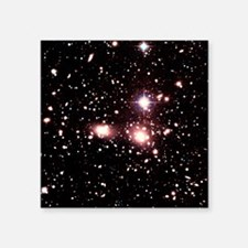 Optical image of galaxies in the Coma cluster - Sq