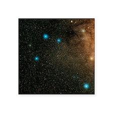 Sagittarius stars - Square Sticker 3