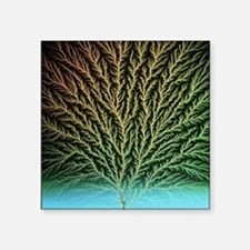 Electron tree in a block of plastic - Square Stick