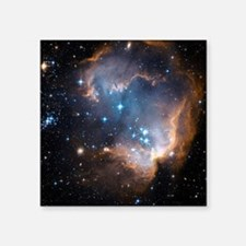 Starbirth region NGC 602 - Square Sticker 3