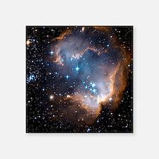 Starbirth region NGC 602 - Square Sticker 3