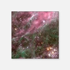 Stars in the Tarantula Nebula - Square Sticker 3