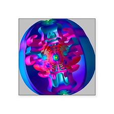 Supernova explosion - Square Sticker 3