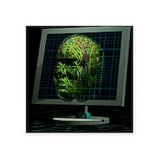 Artificial intelligence - Square Sticker 3