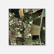 Buncefield depot - Square Sticker 3