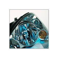 Headlamp assembly - Square Sticker 3