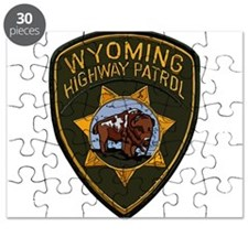 Wyoming HP patch Puzzle
