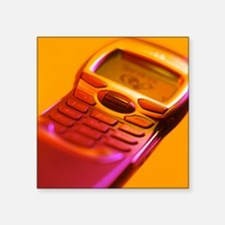 WAP mobile telephone - Square Sticker 3