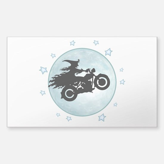 Wicked Mama Rectangle Decal