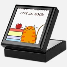 lifeisgood Keepsake Box