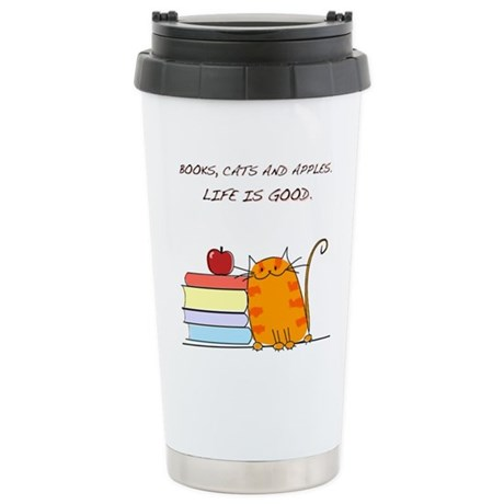 lifeisgood Travel Mug