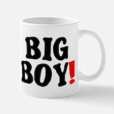 BIG BOY! Small Mug