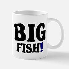 BIG FISH! Small Mug