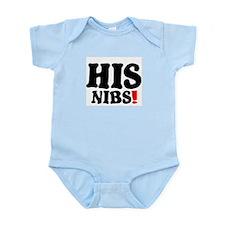 HIS NIBS! Body Suit