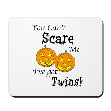 Can't Scare - Halloween Mousepad