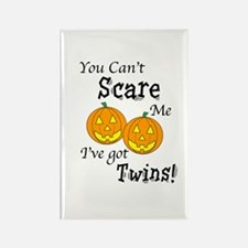 Can't Scare - Halloween Rectangle Magnet