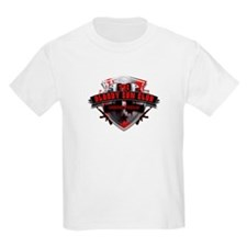Bloody Gun Club Logo T-Shirt